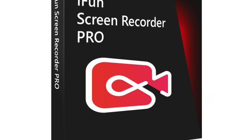 How to Record PC Screens, Audio, and Webcam using iFun Screen Recorder?