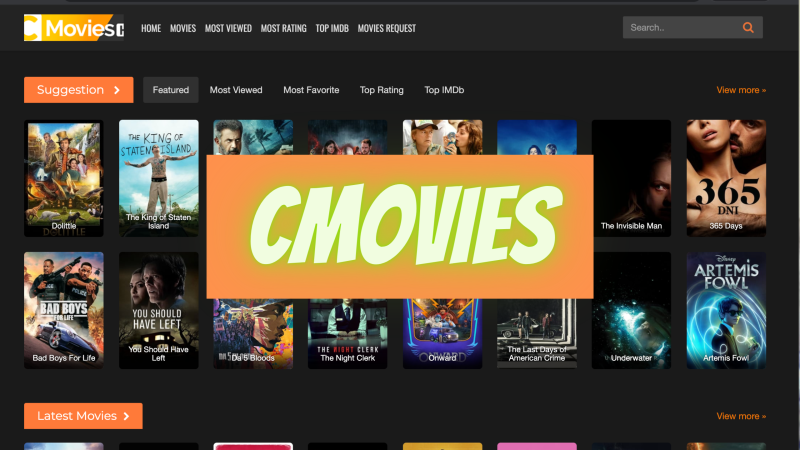 Cmovies 2021 – You'll get here pirated HD movies