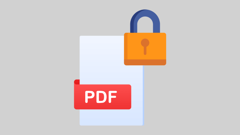 Why you Need more than PDF Password Protection to Protect PDF files