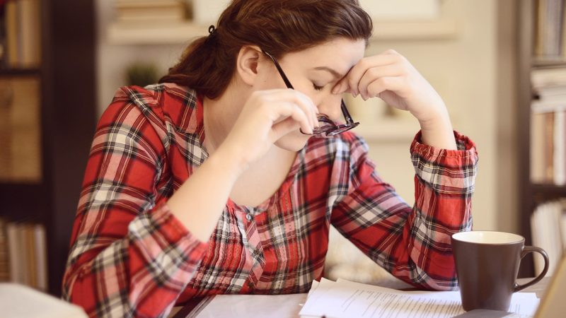 Stress in life is one basic cause for developing ED – why?