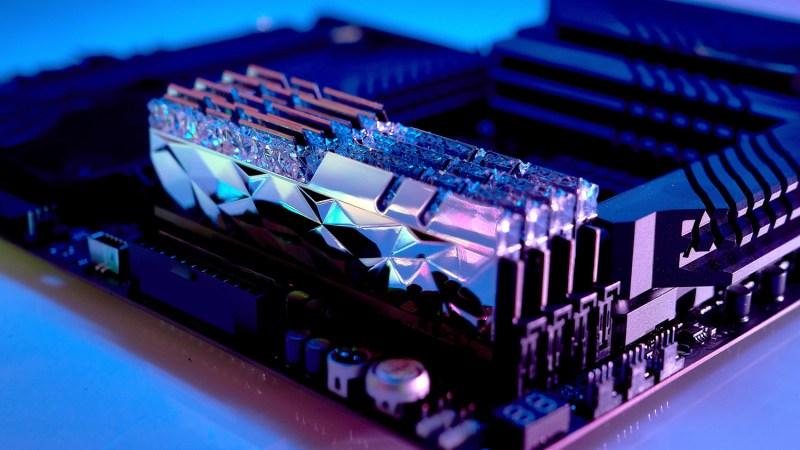 G.SKILL Trident Z Royal DDR4-3200 16GB Memory Kit Review