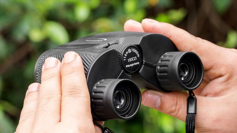 How to choose a scope of vision?