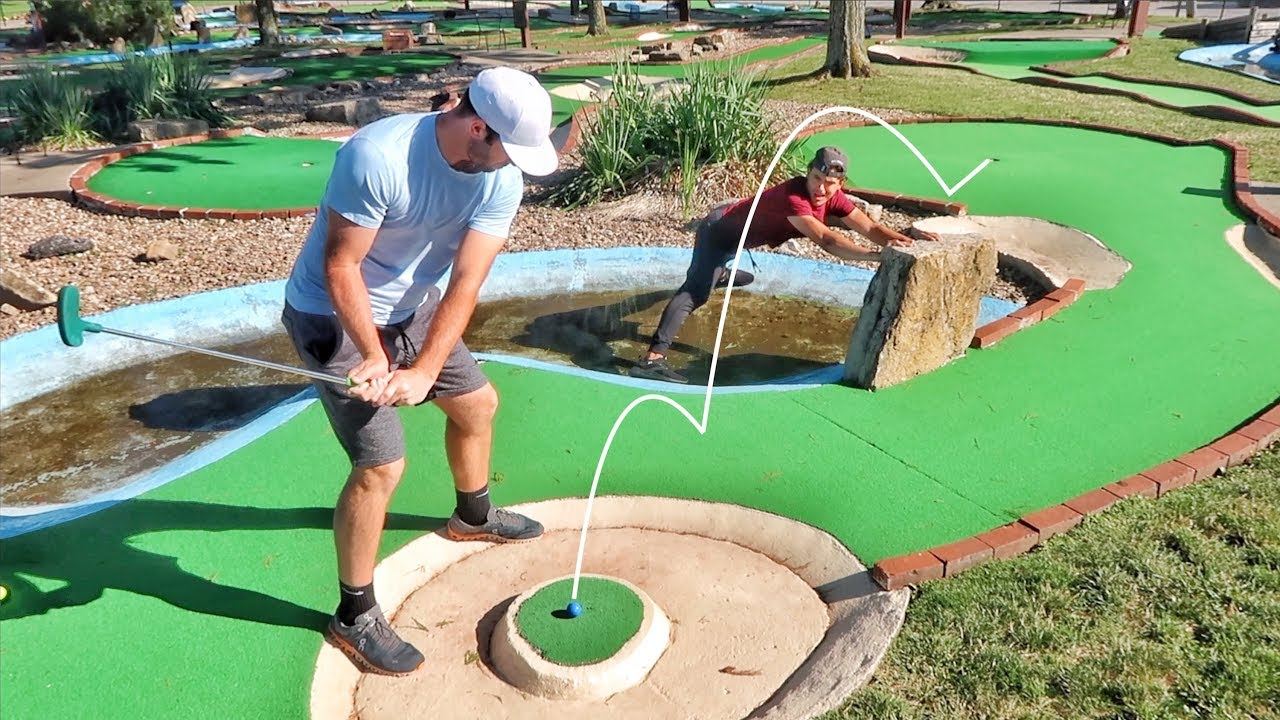 Do Adults Play Mini Golf?