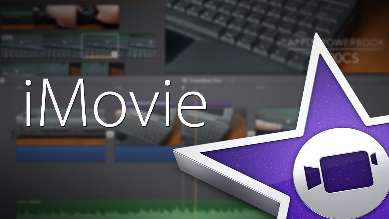 How to speed up a video on iMovie?
