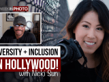 Diversity and Inclusion in Hollywood with Frederick Van Johnson & Nicki Sun