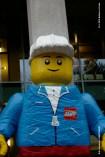 Lego opblaaspop