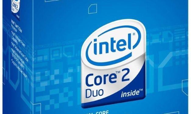 Quick Review: Intel Core 2 Duo E8400