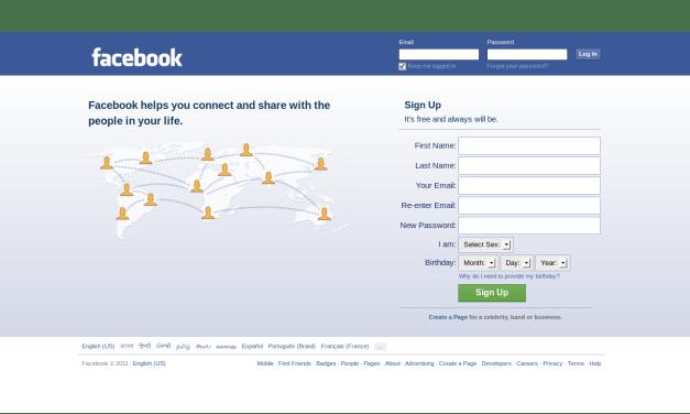 Facebook Inititates 3 New Strategies