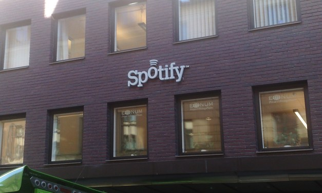 Spotify Rolling Out Video Content