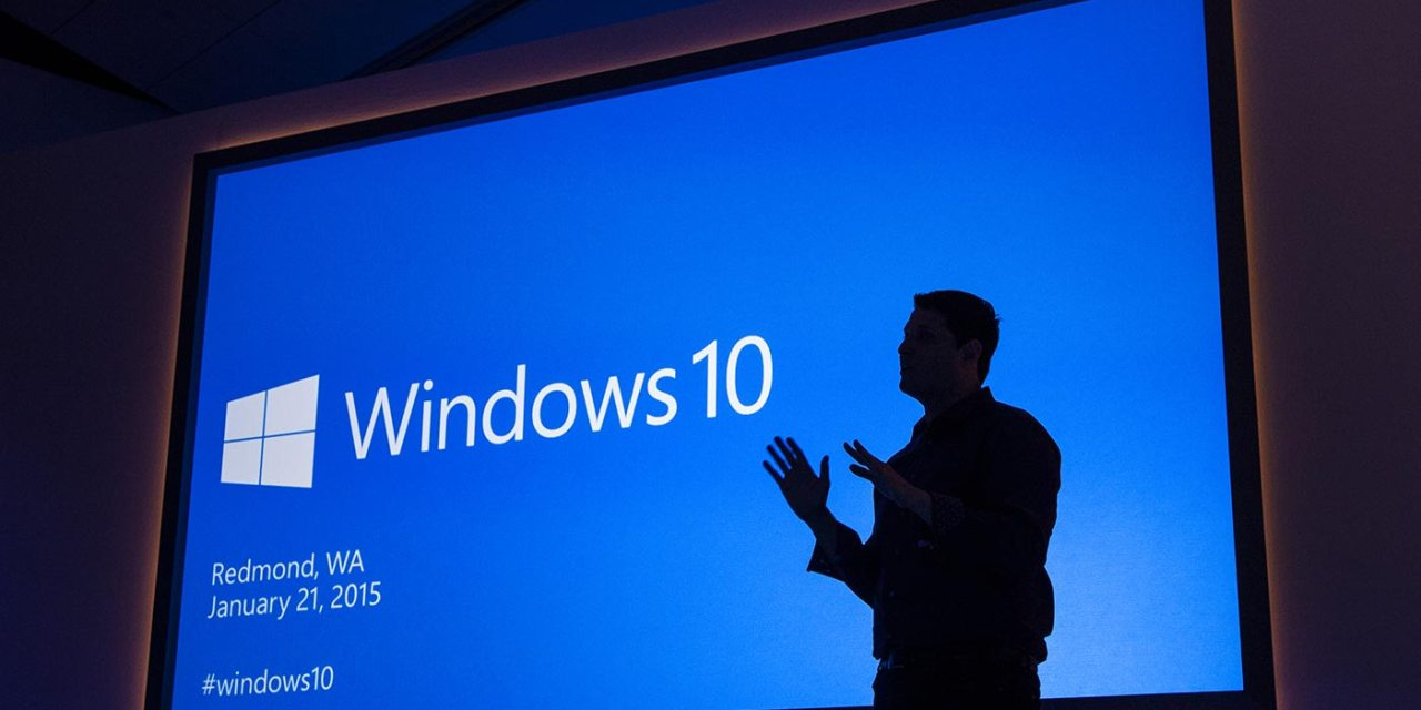 Department of Defense Standardizes on Windows 10