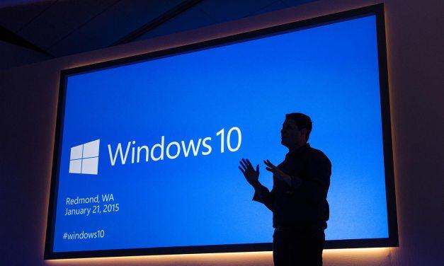 Department of Defense Standardizes on Windows 10
