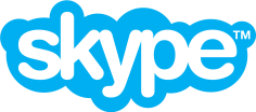 skype logo - Sesja online