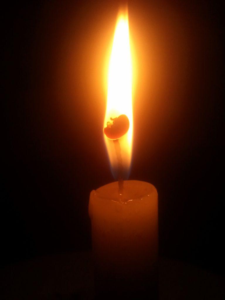 wieca 768x1024 - Medytacja ze świecą