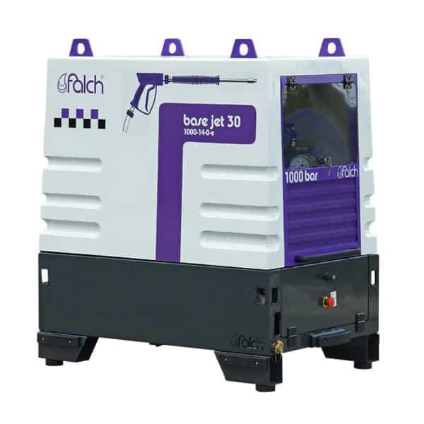Vysokotlaký čistič FALCH base jet 30-1000-14-0-e-overpack - 1000 bar