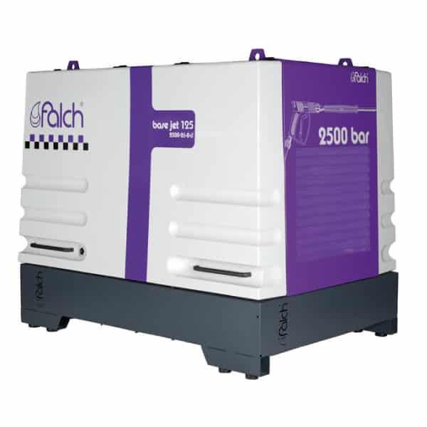 Vysokotlaký čistič - FALCH base jet 125 - 2500bar