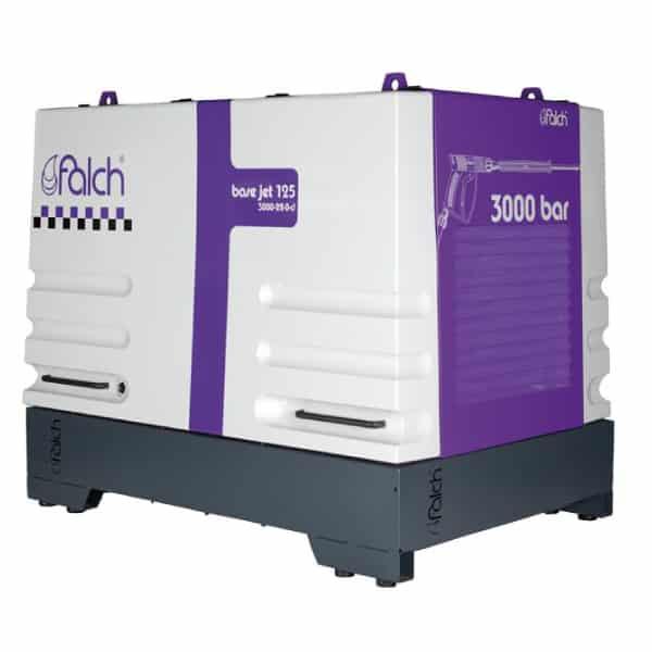 Vysokotlakový čistič - FALCH base jet 125 - 3000bar