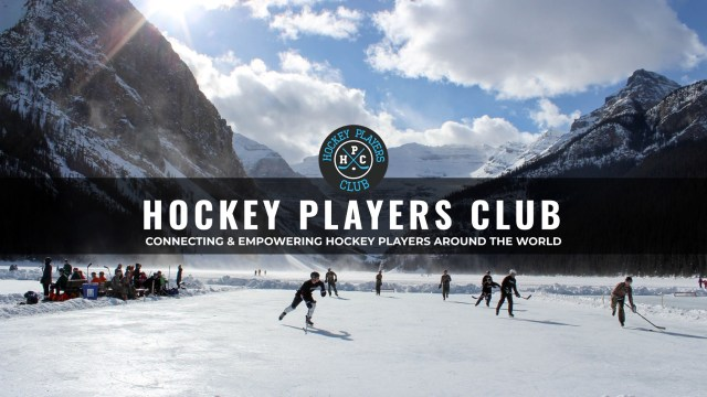 Bannière Hockey Players Club - Page Facebook HPC