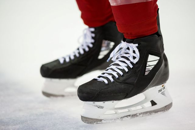 Comment sont conçus les patins de hockey sur glace - Patins True - Photo de Ryan Johnson via Flickr