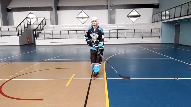 Patiner en croisant les jambes - Croisement des patins - Technique-Hockey