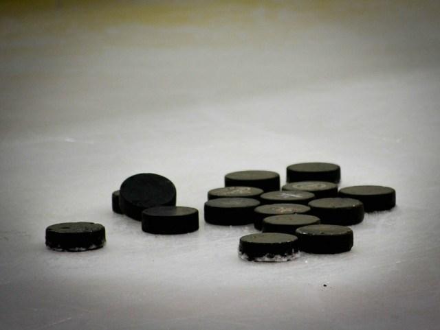 Pucks de hockey