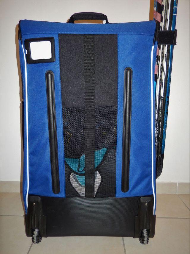 Sac de hockey Grit Tower Bag - Vue de dos