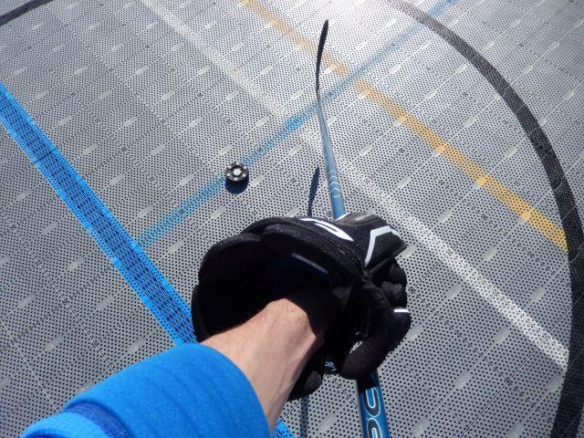 Technique Hockey - Comment lever le palet - 5