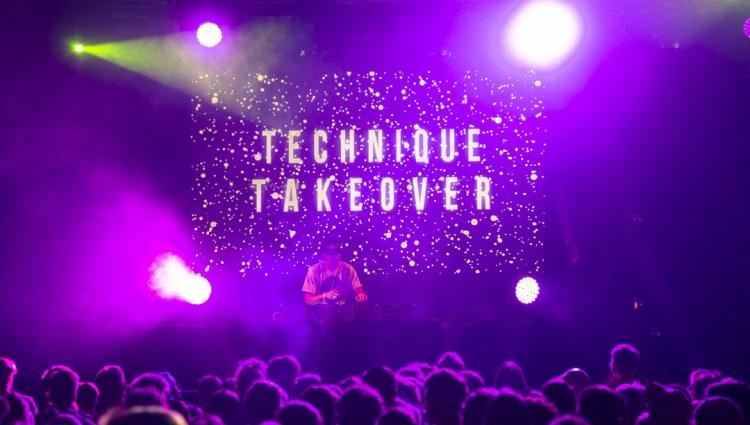Technique Takeover Vienna October 2015