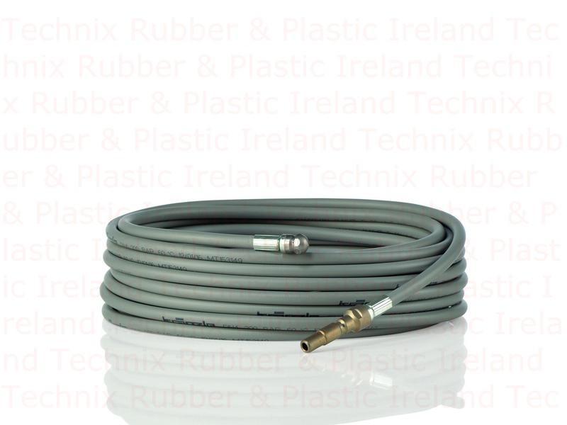 Kranzle Pipe Cleaning Hose - Technix Mallow Co Cork