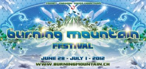 Ausstellungen am Burning Mountain Festival