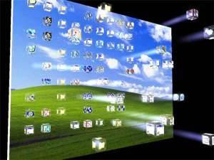 Screensaver Bildschirmschoner