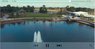 iOS11でSafariの動画プレイヤーに15秒シークができるように!ちょっとだけ進めたり戻したりが簡単に!