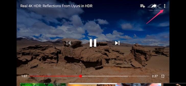 YouTubeのiPhone版でHDR動画が再生可能に!(ただしiPhoneXやiPhone8)