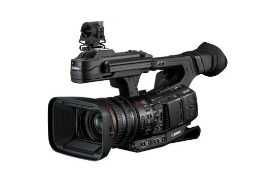 XF705 Profesjonalna kamera reporterska 4K UHD