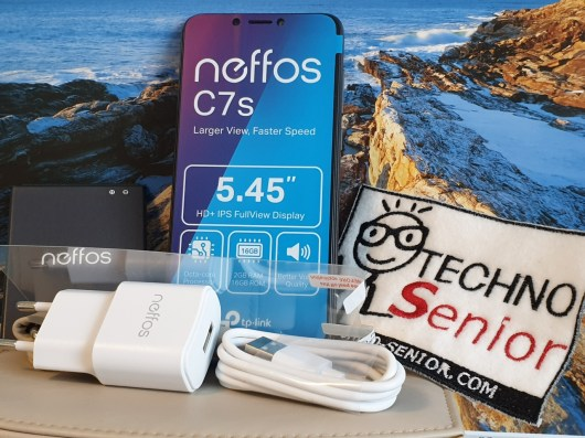 TP-Link Neffos C7s