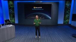 Rajesh Jha, wiceprezes ds. Doświadczeń i urządzeń w Microsoft, dzieli się nowościami w Microsoft 365