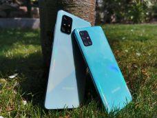 Samsung Galaxy A51 5G i Galaxy A71 5G