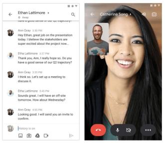 G Suite - Google Chat