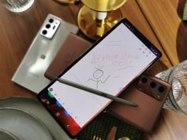 Samsung Galaxy Note 20 i Note 20 Ultra
