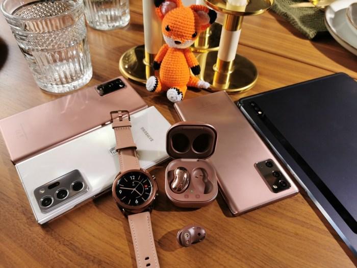 Galaxy Watch 3, Buds Live