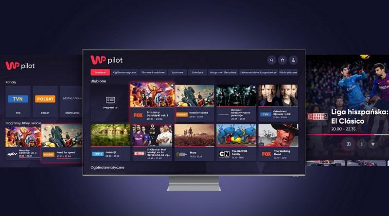 WP Pilot Samsung Smart TV