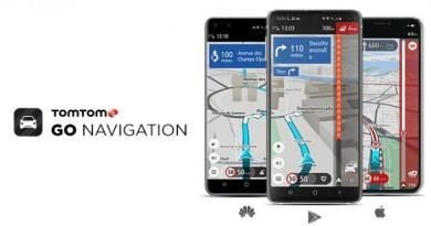 TomTom GO - AppGallery