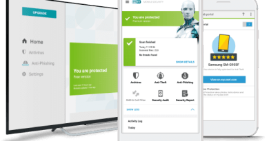 ESET Mobile Security 6.0