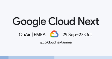 Google Cloud Next OnAir EMEA
