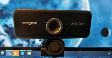 Creative Live! Cam