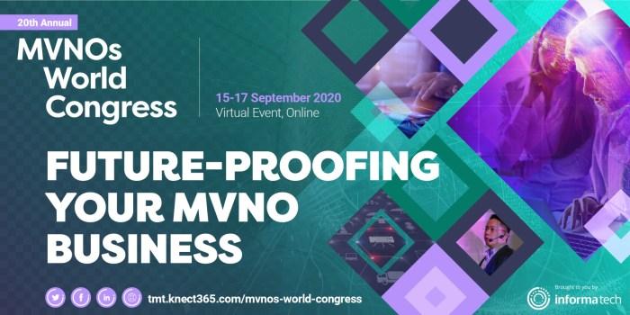 mPTech na targach MVNOs World Congress 2020