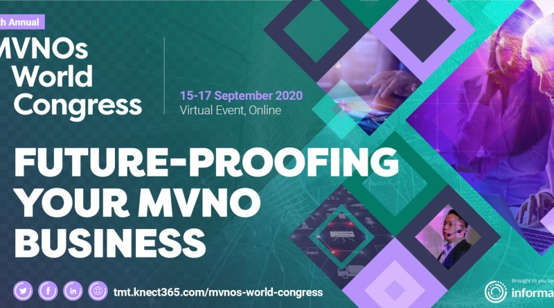 mPTech na targach MVNOs World Congress 2020