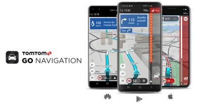 TomTom GO Navigation