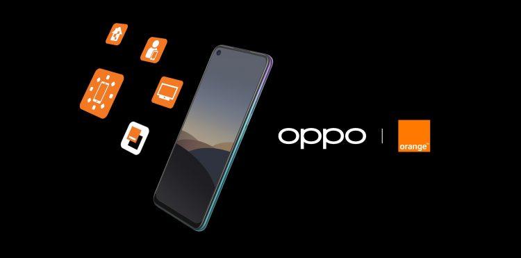 Orange i OPPO - eSIM i 5G