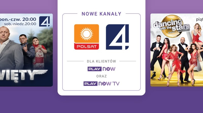 PLAY NOW i PLAY NOW TV
