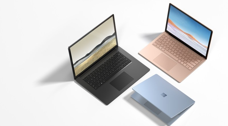 Microsoft Surface Laptop Go i Surface Pro X